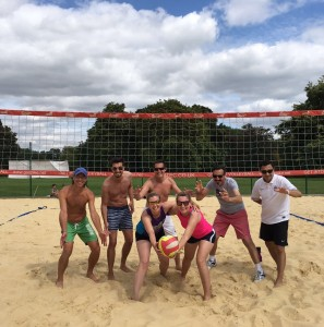 St Albans Beach Volleyball 2017
